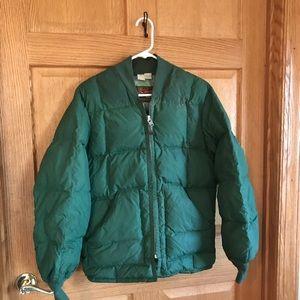 Vintage green, Walls downpuffer coat small